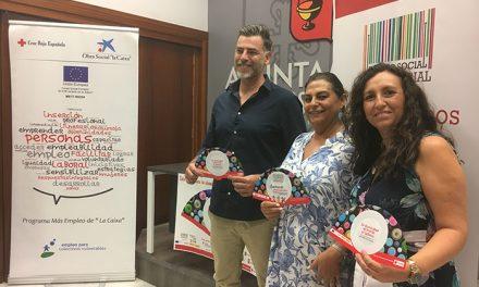 La campaña 'La diversidad alimenta el trabajo' estará presente en la Feria de San Bartolomé