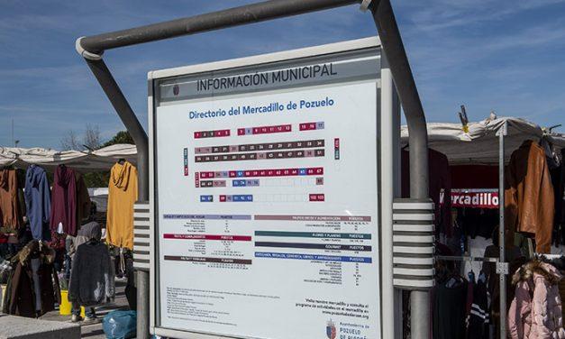El Ayuntamiento de Pozuelo recuerda que este sábado no se celebrará el tradicional Mercadillo por el inicio de las Fiestas grandes en honor a la Virgen de la Consolación