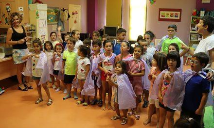 Los niños y niñas de las ludotecas se forman en igualdad a través de juegos