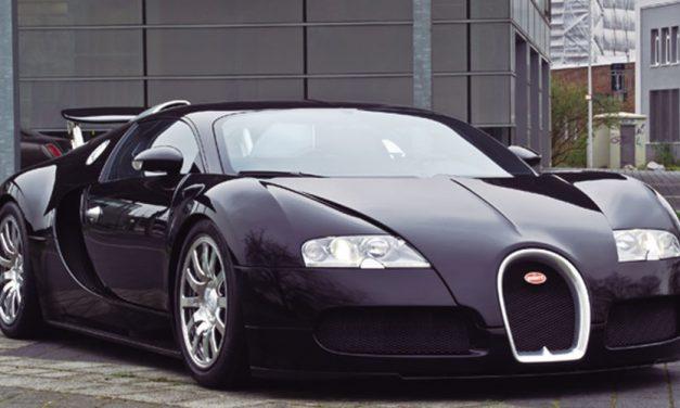 ¿El coche más rápido y caro del mundo?