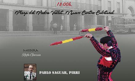 """El Centro cultural Padre Vallet acogerá la Conferencia Taurina: """"La Plata del pasado y del presente"""""""