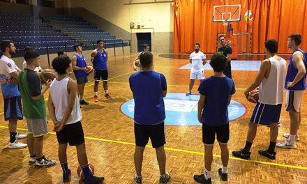 Comienza la pretemporada para el Club Baloncesto Ciudad Real