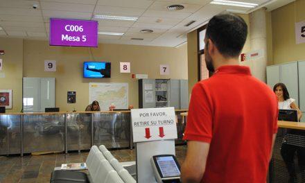 El Consistorio pone en marcha un sistema de gestión de turno para agilizar los trámites al ciudadano