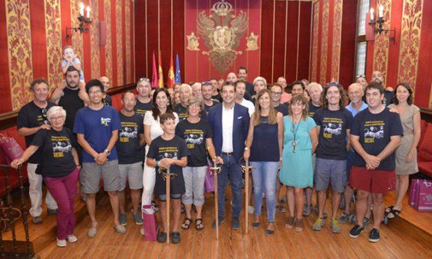 Los participantes en el XXXVI Campeonato de España de Aerostación ya se encuentran en Toledo para la competición del fin de semana