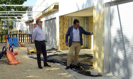 El Ayuntamiento de Boadilla realiza obras de mejora en las escuelas infantiles durante el verano