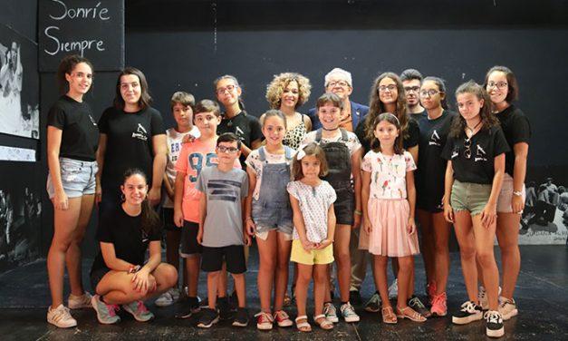 El 'Fitctiritec' de Lazarillo acerca el teatro a los menores