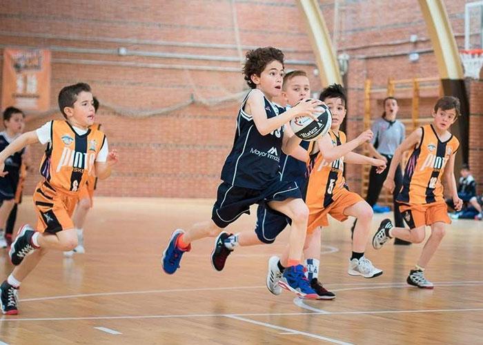 Inicio de los entrenamientos en Pintobasket ECB