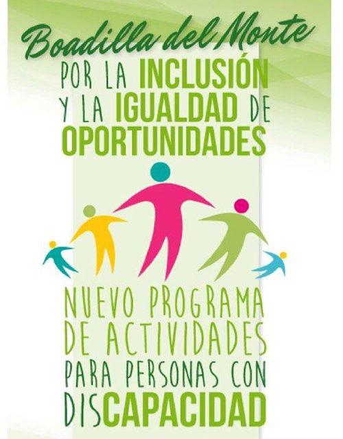 Nuevos grupos de habilidades sociales en las actividades para personas con discapacidad