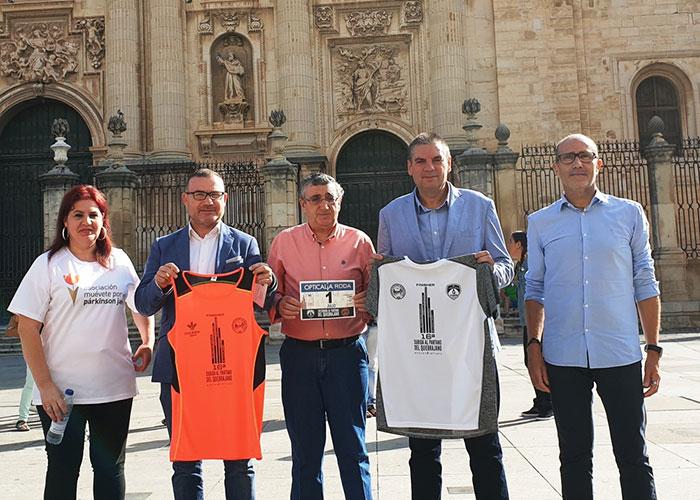 El Ayuntamiento de Jaén se compromete a aumentar su colaboración para lograr que la Subida al Quiebrajano continúe su crecimiento