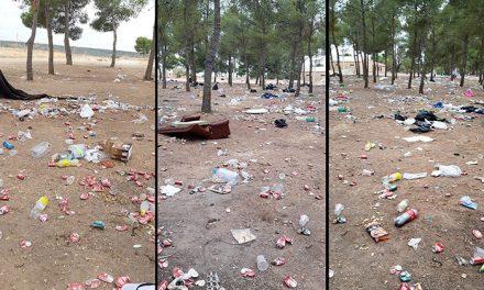 El Ayuntamiento de Argamasilla de Alba lamenta la falta de civismo en la romería de Peñarroya