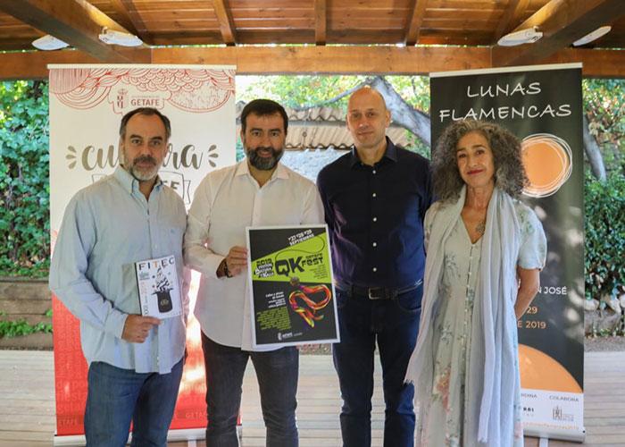 Getafe celebra el 'QKFest – Festival de Qultura en la Kalle 2019' el próximo fin de semana