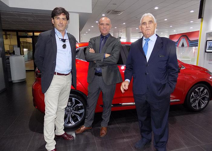 Aries Renault Ciudad Real presenta el Nuevo CLIO