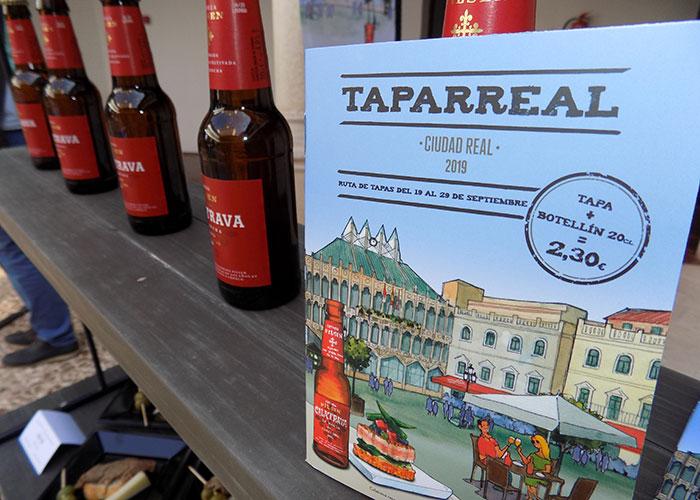 La tercera edición de Taparreal en Ciudad Real ya está en marcha