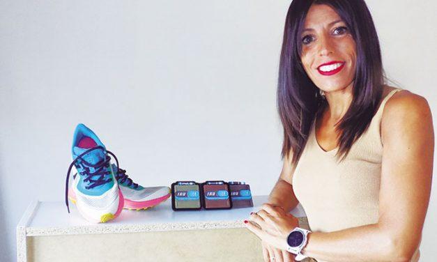 Gemma Arenas Alcázar, deportista de alto nivel de carrera de montaña de larga distancia