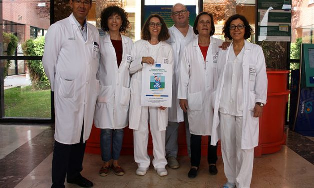 """El Hospital General Mancha Centro abre sus puertas para todos los ciudadanos que quieran ser """"solidarios hasta la médula"""""""