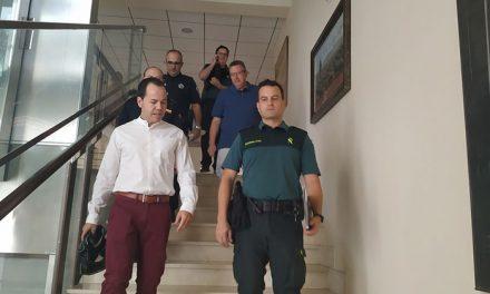 La Junta Local de Seguridad establece el dispositivo de coordinación para la Feria de Herencia