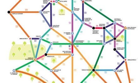 El Ayuntamiento de Alcázar pone en marcha el Metrominuto para fomentar los desplazamientos a pie