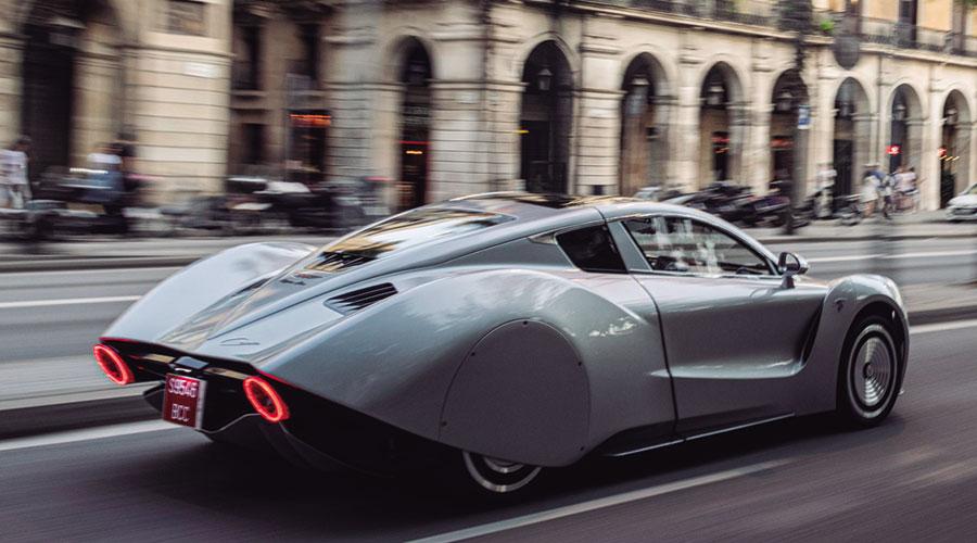 Hispano Suiza vuelve a circular