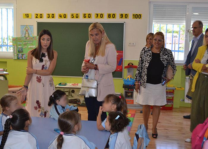 7.914 alumnos inician las clases en Collado Villalba