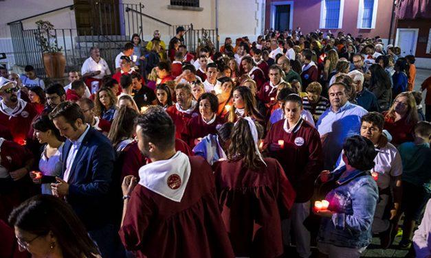 """Con la ofrenda floral a la Virgen al son del """"Pobre de mí"""" concluyeron las fiestas patronales de Pozuelo de Alarcón"""