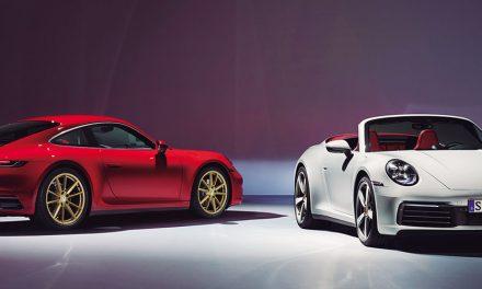 Porsche lanza el 911 Carrera