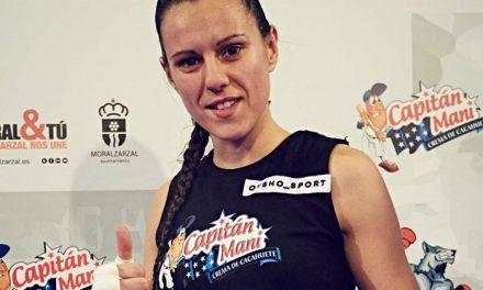 Joana Pastrana, pregonera de las Fiestas de Moralzarzal
