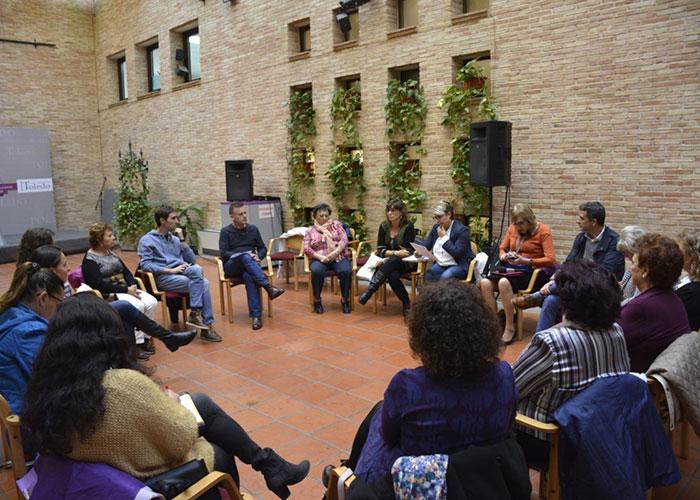 Constituido el Consejo Local de la Mujer que prepara el programa de actividades que acogerá Toledo el 25N