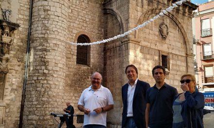 El Ayuntamiento y la UJA inician los trabajos con georradar para delimitar los refugios antiaéreos que se construyeron en la Guerra Civil en Jaén