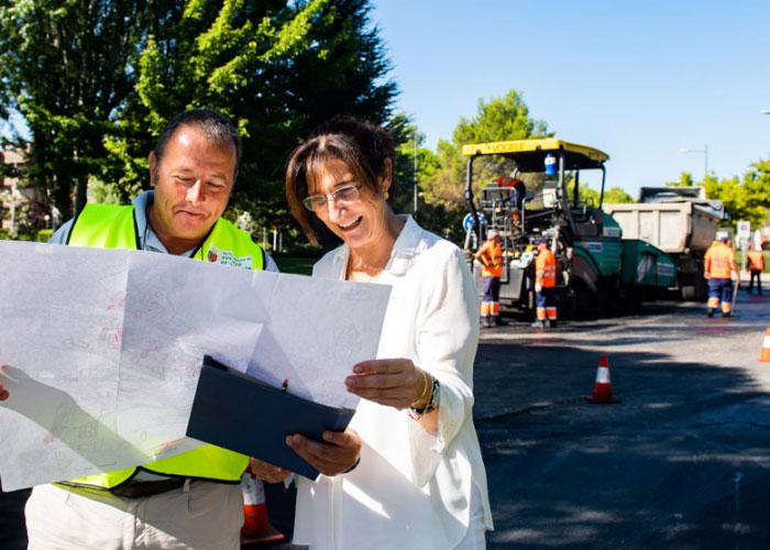 El Ayuntamiento pondrá en marcha una nueva fase de la Operación Asfalto con la que se mejorarán cerca de 44.000 m2 de superficie