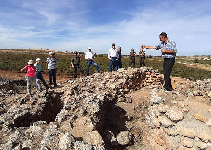 Argamasilla de Alba y Terrinches lideran el estudio del cambio climático en La Mancha prehistórica