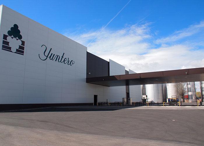 Bodegas Yuntero concluye la vendimia con una producción de más de 104 millones de kilos de uva