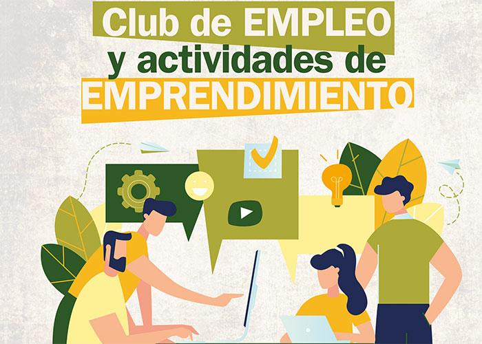 """El Ayuntamiento de Collado Villalba pone en marcha el """"Club del empleo y el emprendimiento"""""""