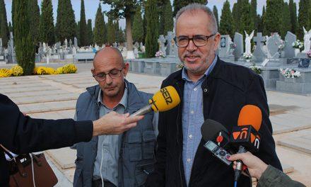 El Cementerio de Valdepeñas digitaliza datos de 47.000 enterramientos fechados desde 1906