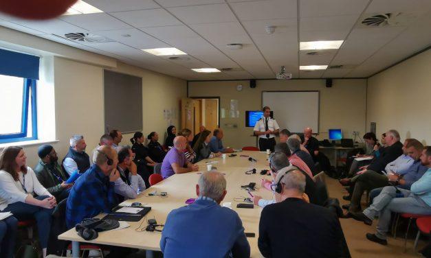 La Policía Local de Getafe se incorpora al proyecto europeo 'CLARA' contra el racismo, xenofobia y discursos de odio