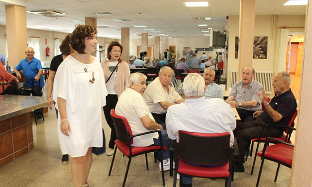 El Centro de Mayores de Alcázar inicia el curso con las actividades con motivo de su día internacional