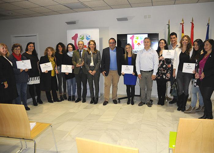 El Ayuntamiento premia las mejores prácticas de conciliación de las empresas de Boadilla