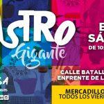 """""""Rastro Gigante de la Sierra"""", este sábado en la calle Batalla de Bailén"""