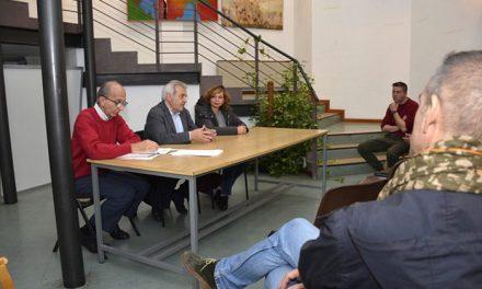 Reunión para designar a los representantes de entidades no vecinales para los Consejos de Participación Centro y Norte