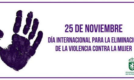 25-N Día Internacional para la Eliminación de la Violencia contra las Mujeres
