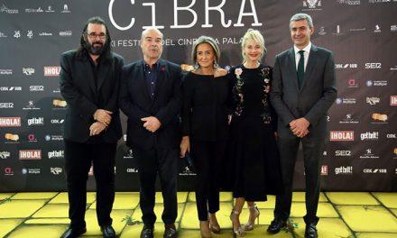 """Milagros Tolón muestra su compromiso con el CiBRA que sitúa a Toledo como """"capital del cine"""" durante 10 días"""