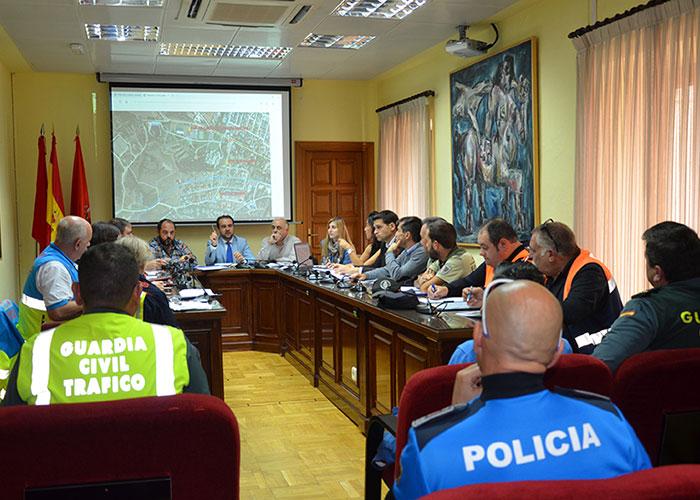 Guadarrama prepara el operativo para el simulacro de rotura de la presa de La Jarosa