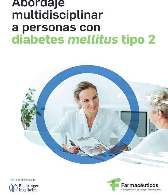 Profesionales sanitarios de la farmacia, medicina, enfermería y pacientes, juntos en la atención a la persona con diabetes