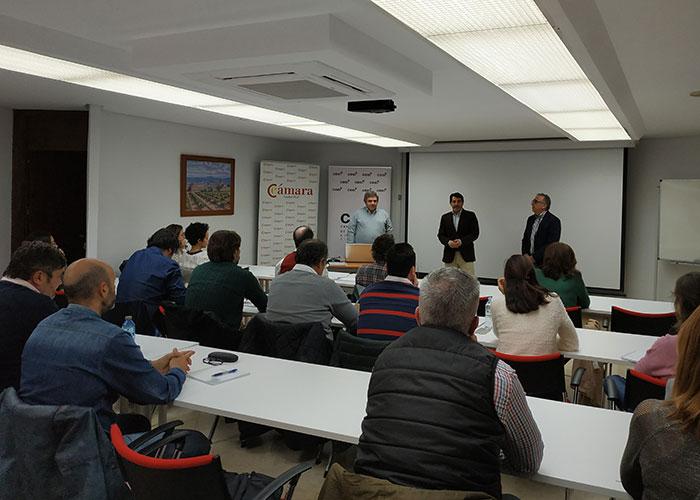 Comienza en Ciudad Real un programa de creación y consolidación de empresas del sector agroalimentario e industrial