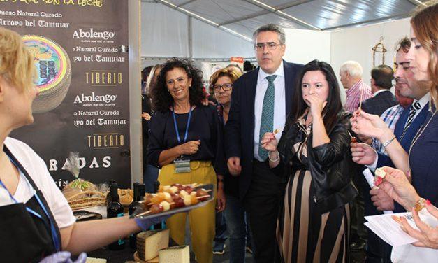 "Moral de Calatrava acogió la I Feria Nacional del Sector Primario ""Mundo Rural"""
