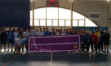 El Señorío de Guadianeja BM Manzanares vuelve a la senda de la victoria