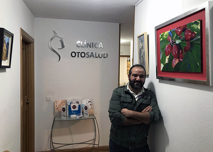 Miguel López Mora presenta una exposición de óleos de gran fuerza y color