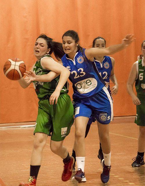 Los equipos del Club Baloncesto Ciudad Real juegan a domicilio este fin de semana