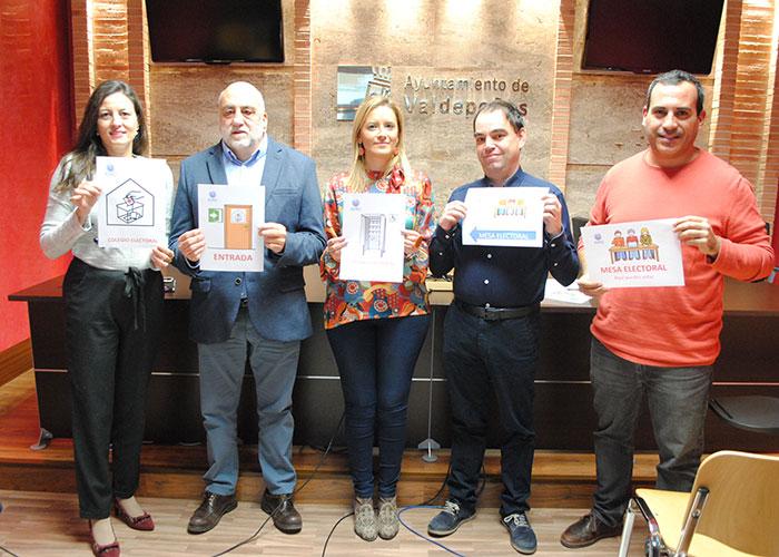 Valdepeñas, premio regional por su iniciativa social en apoyo a las personas con discapacidad