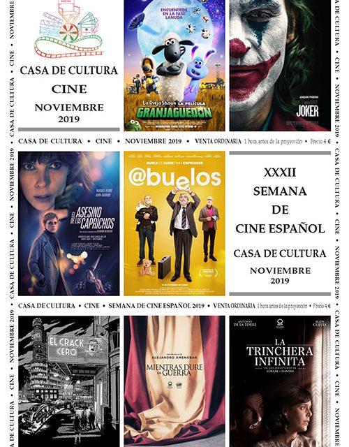 Manzanares celebra su XXXII Semana de Cine Español