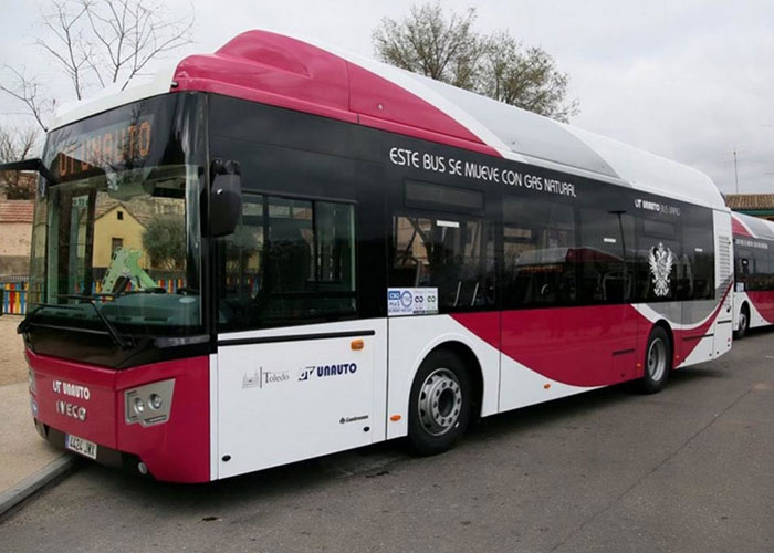 Nuevas medidas en las líneas de autobuses desde el día 7 a favor de la sostenibilidad y la conservación del patrimonio en el Casco